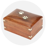 Elstree Wooden Casket