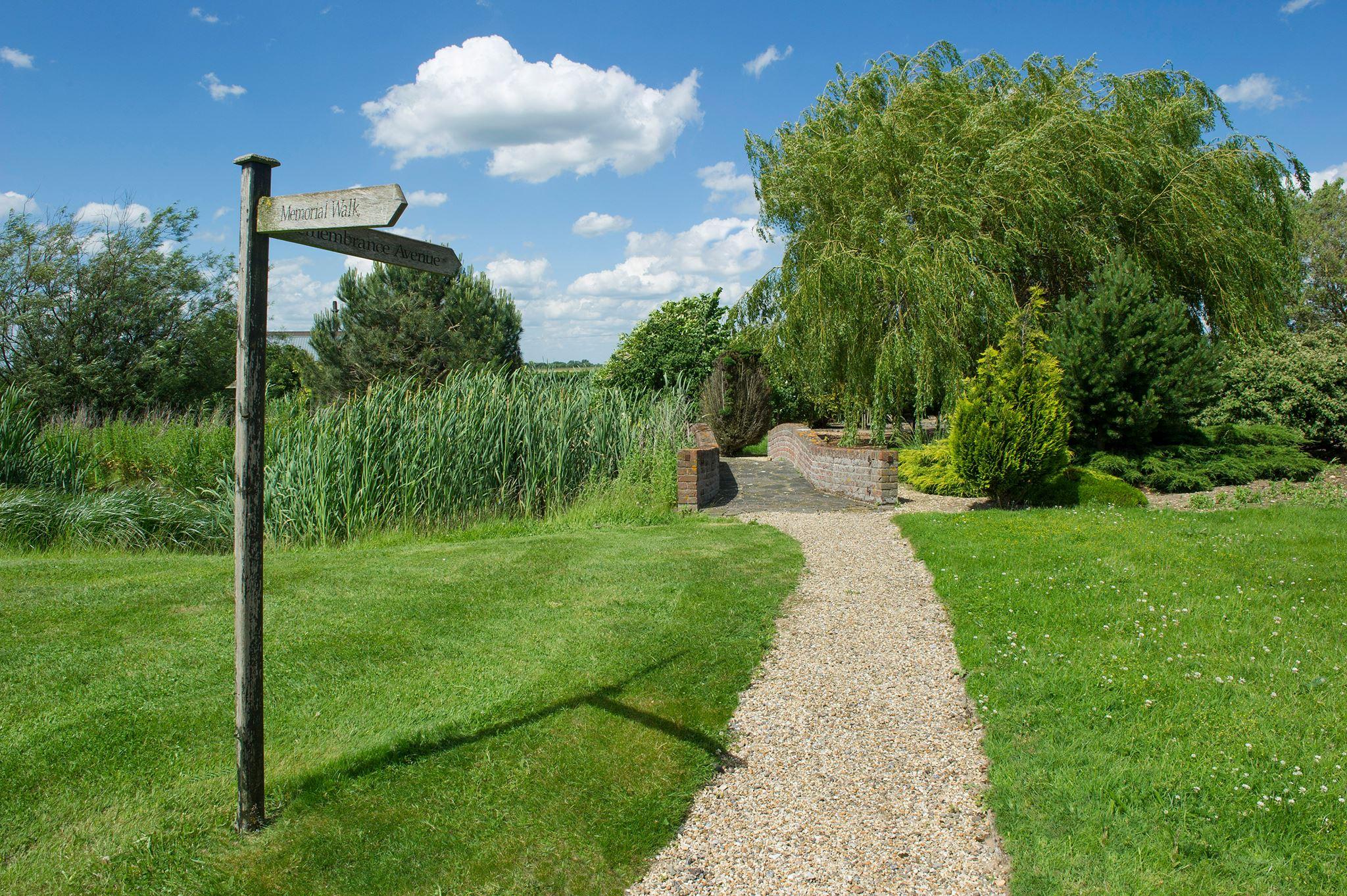 CPC Garden of Remembrance - Euthanasia