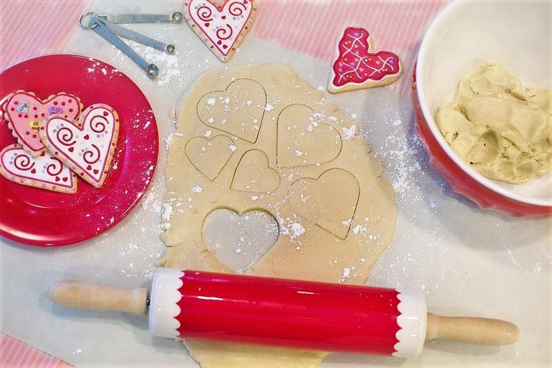 Valentine's Day Baking