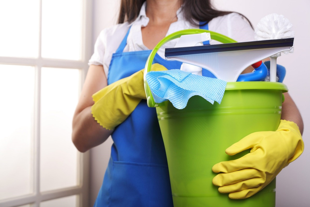 get professional help to clean your house